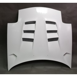 RX-7 Hood with air intakes