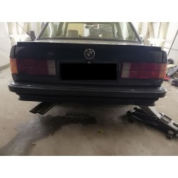 BMW e30 rear lip ZENDER