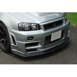 skyline r34 front bumper GTR