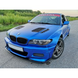 e46 front fenders coupe PANDEM LIFT