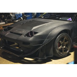 s13 front lip Rock II