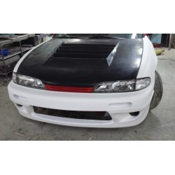 S14 front bumper ROCK