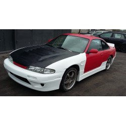 S14 front fenders ROCK +25mm
