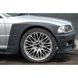 e46 M3 front overfenders WIDEBODY V2