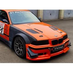 e36 front bumper GTR