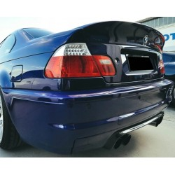e46 rear diffuser CSL
