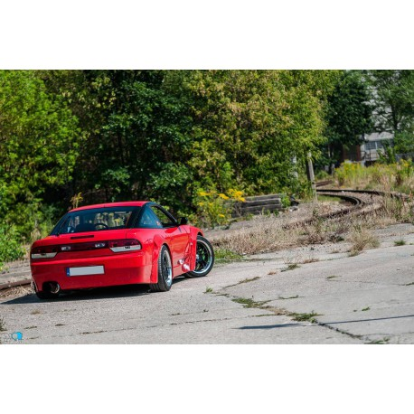 s13 rear bumper Rocket Bunny