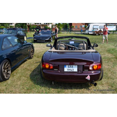 MX5 NB ducktail
