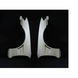 S15 front fenders with air-intake +25mm