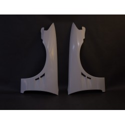 R33 front fenders with air-intake