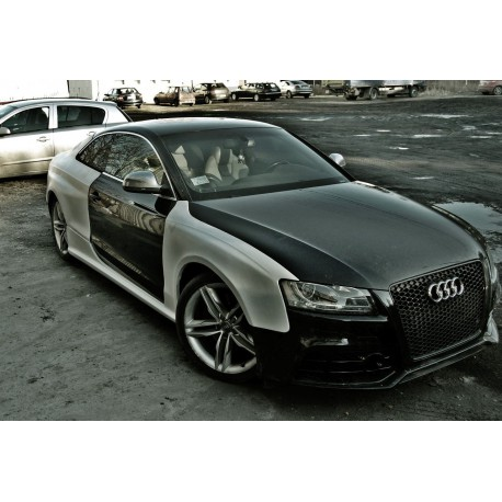 s5 front fenders RS5