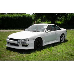 S14a front fenders with air-intake +25mm