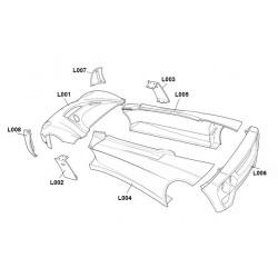 2-eleven Rear Transom Panel