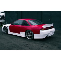 S14/a rear bumper Rocket Bunny