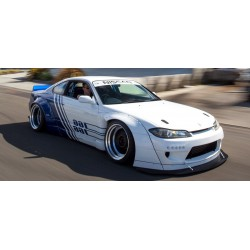 S15 front overfenders ROCK
