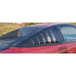 s13 rear quarter window louvers NO2