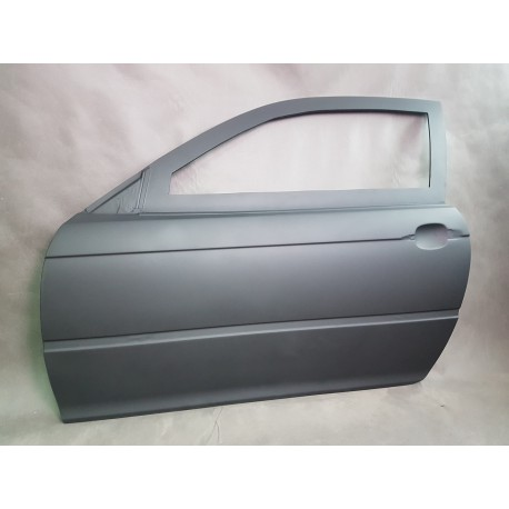 BMW E46 COUPE DOORS WITH FITTING FRAME