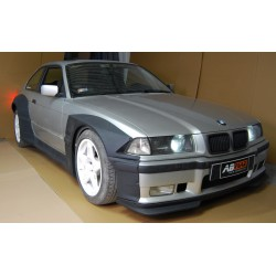 e36 front overfenders PANDEM-coupe