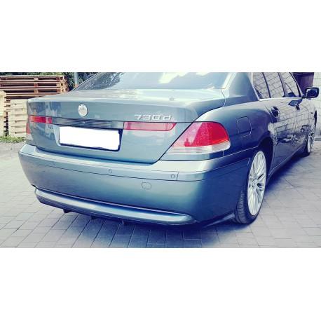 BMW 7 E65 2001-2005 FRONT LIP